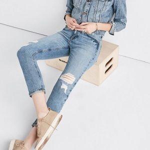 Sienna Boyfriend Lucky Brand jeans